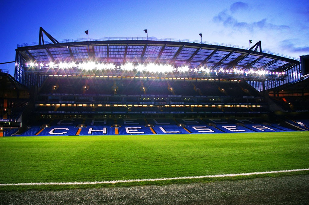 Stamford Bridge - West Stand - client references